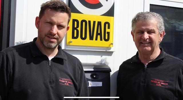 Autobedrijf P.J. de Groot & Zn.