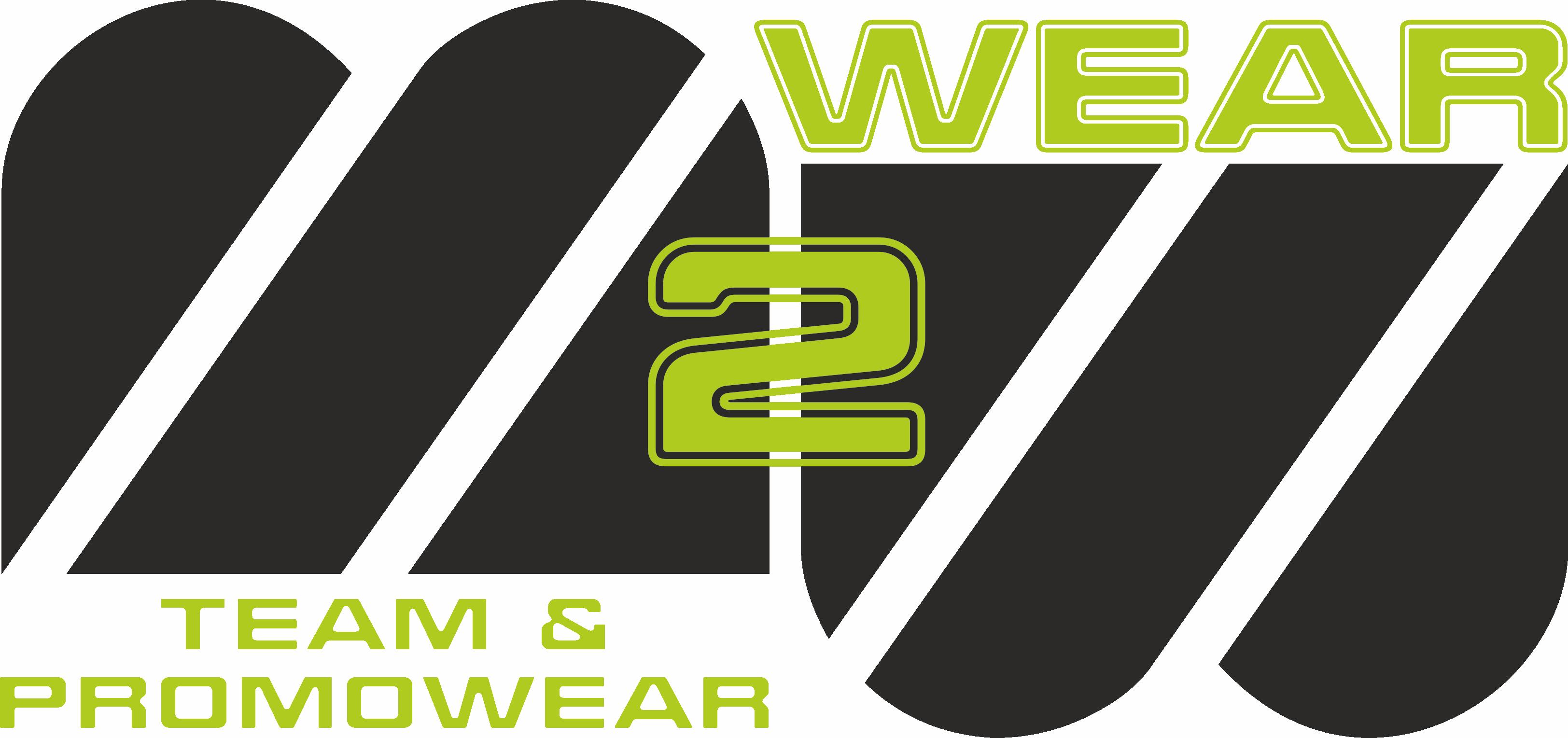 1806 logo m2wear 2kleuren