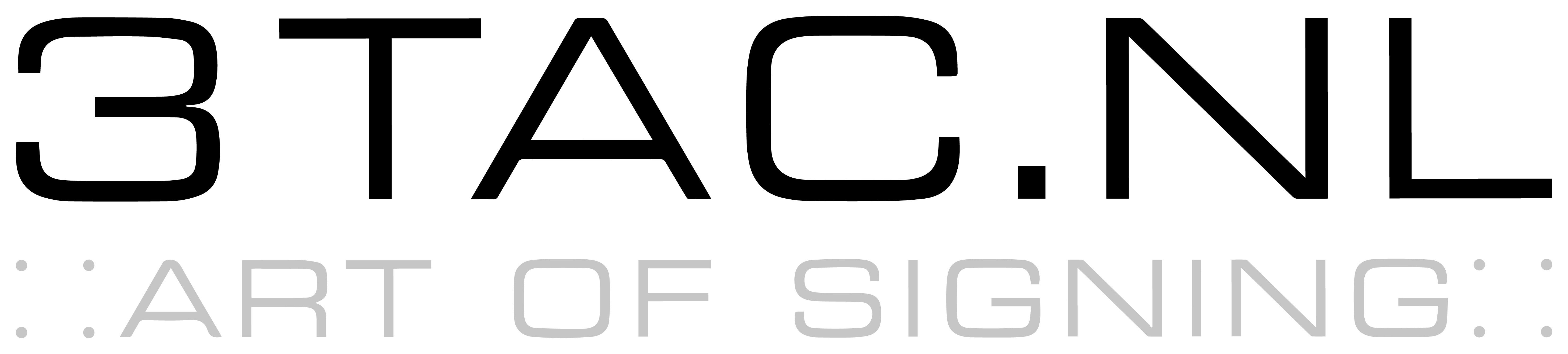 3 TAC logo Tekengebied 1